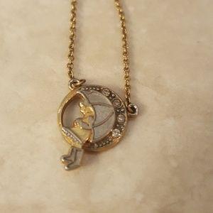 Morton salt girl necklace